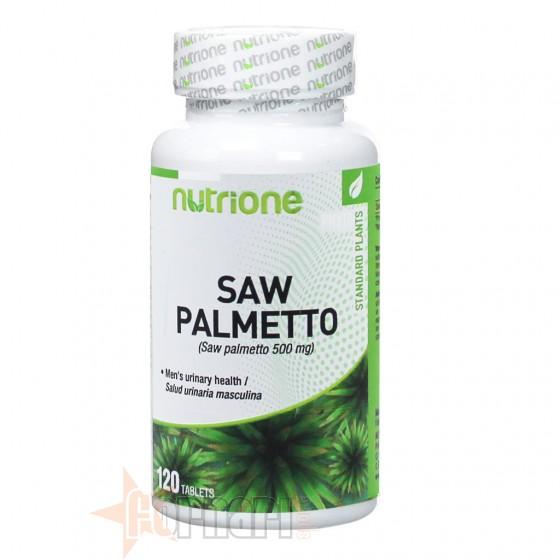 Nutrione Saw Palmetto 120 cpr