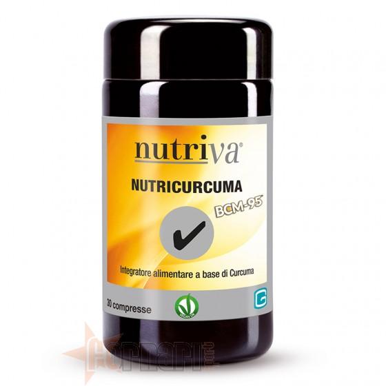 Nutriva Nutricurcuma 30 cpr