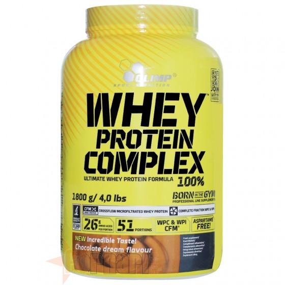 Olimp 100% Whey Protein Complex 1,8 Kg