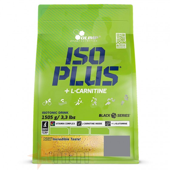 Olimp Iso Plus + L-Carnitine 1,505 Kg