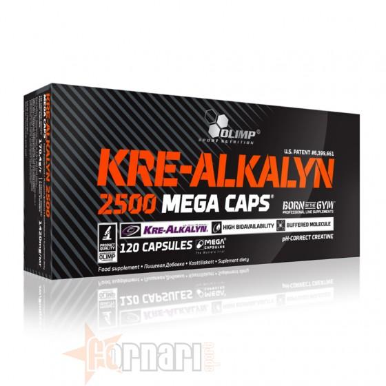 Olimp Kre-Alkalyn 2500 Mega Caps 120 cps