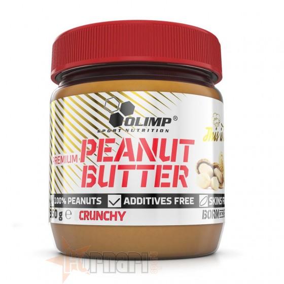 Olimp Peanut Butter Crunchy 350 gr