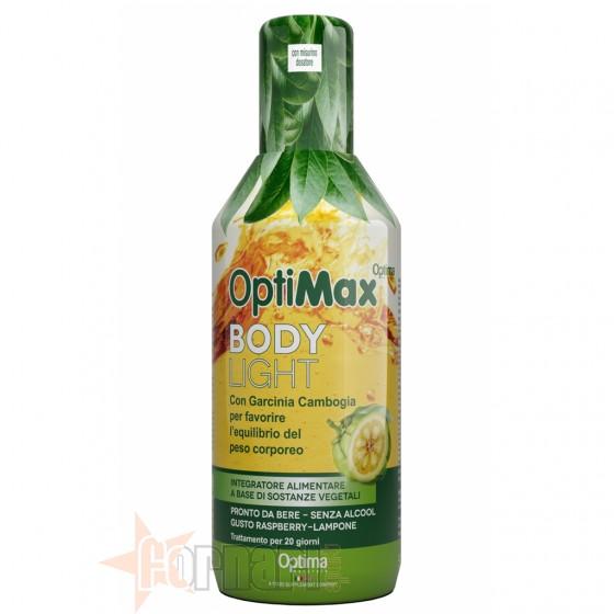 Optima Optimax Body Light Termogenico Naturale
