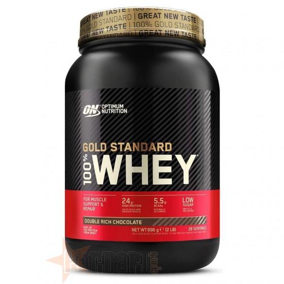 Optimum 100% Whey Gold Doppio Cioccolato 900 gr