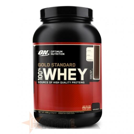 Optimum 100% Whey Gold 908 gr