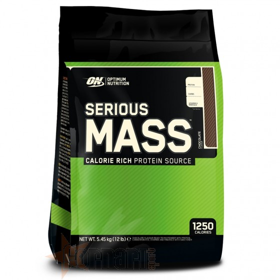 Optimum Serious Mass 5,45 Kg