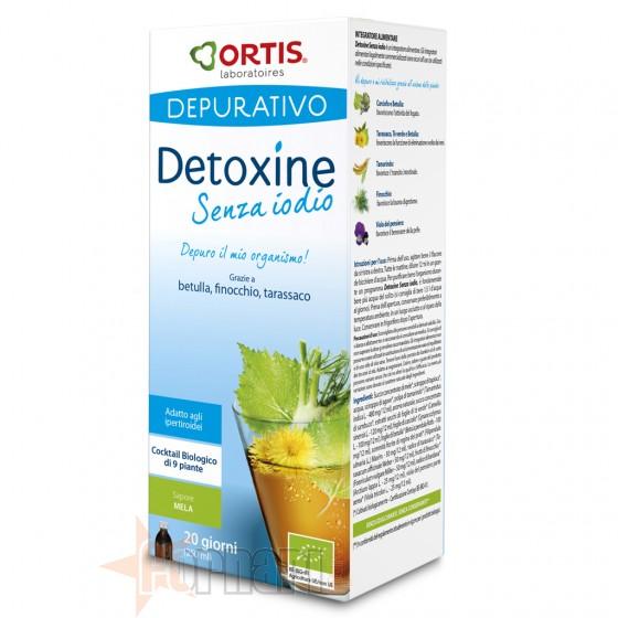 Ortis Detoxine Senza Iodio 250 ml