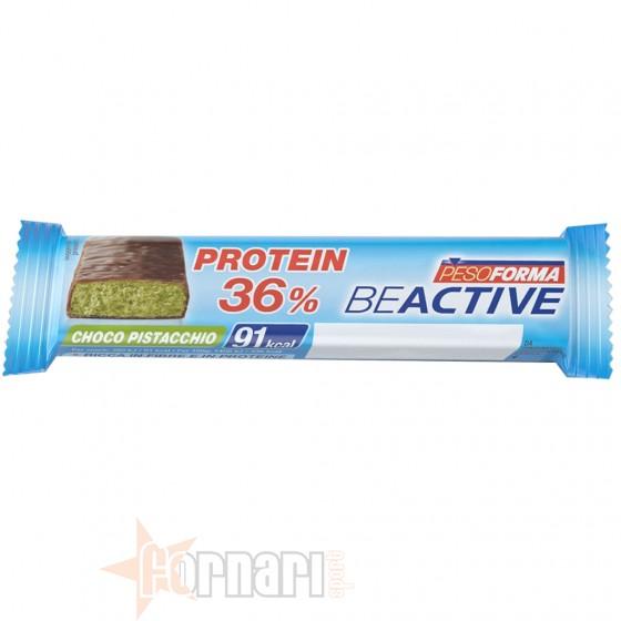 Pesoforma BeActive Protein Bar 36% 27 gr