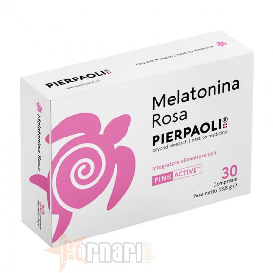 Pierpaoli Melatonina Rosa 30 cpr