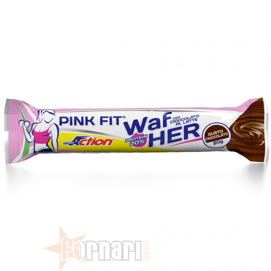 Pink Fit Wafher 20 gr