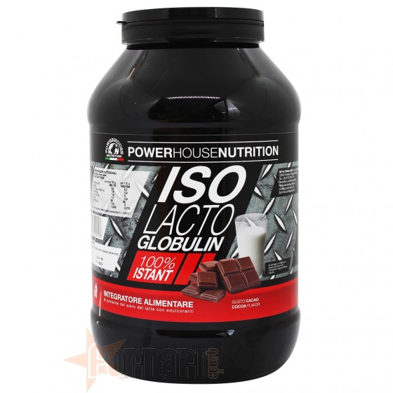 Power House Isolactoglobulin 100% Instant 1 kg