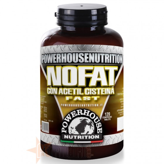 Power House Nutrition No Fat 120 cpr