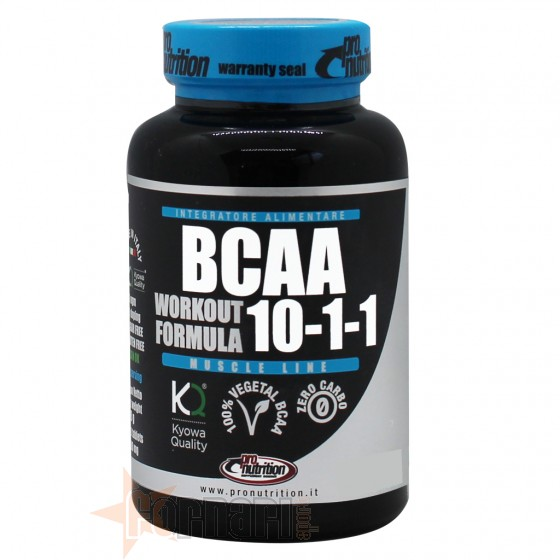 Pro Nutrition Bcaa Sport 10:1:1 100 cpr