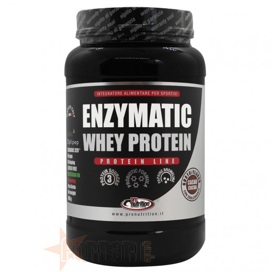 Pro Nutrition Enzymatic Whey Protein 908 gr