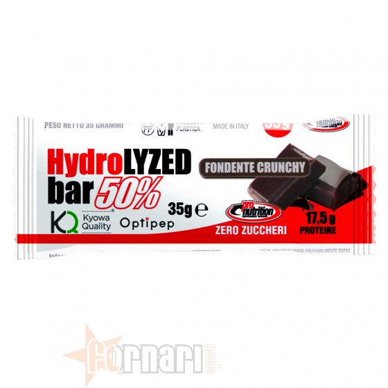 Pro Nutrition Hydrolyzed Bar 50% 35 gr