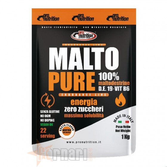 Pro Nutrition Malto Pure 1 Kg