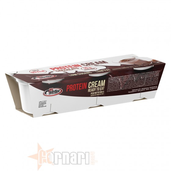 Pro Nutrition Protein Cream 3 Brick x 135 gr