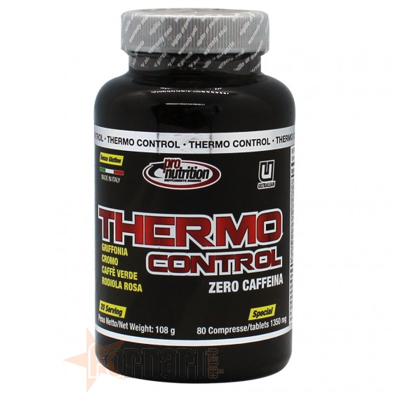 Pro Nutrition Thermo Control 80 cpr