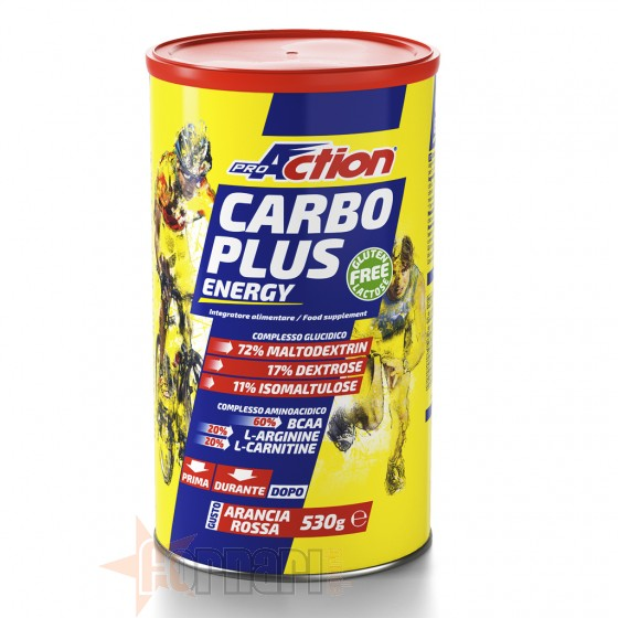Proaction Carbo Plus Energia 530 gr