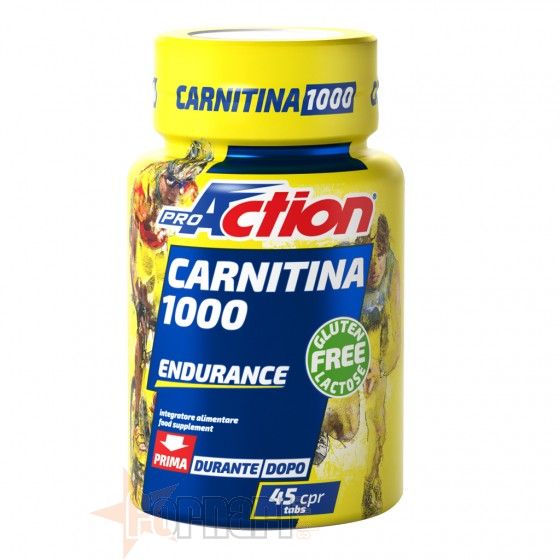 Proaction Carnitina 1000 45 cpr