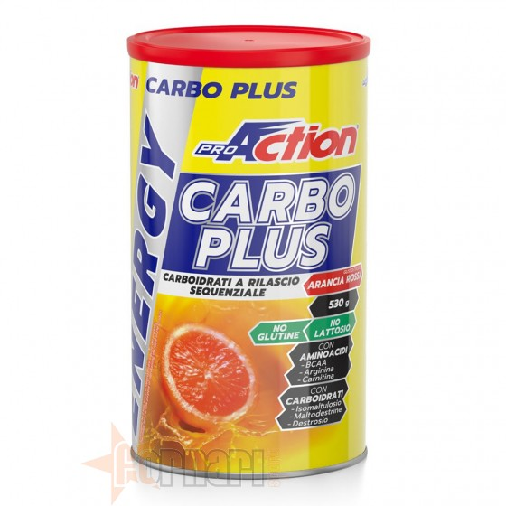 ProAction Energy Carbo Plus 530 gr