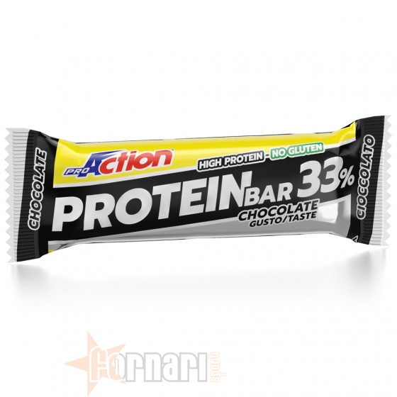 Proaction Protein Bar 33% 50 gr