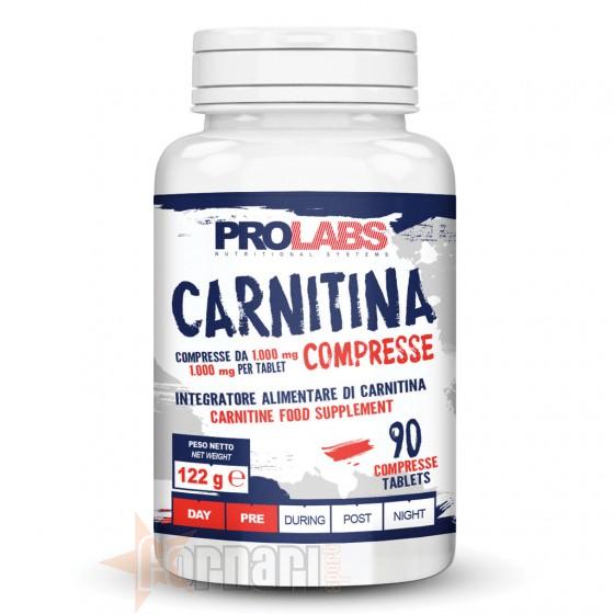Prolabs Carnitina Compresse 90 cpr