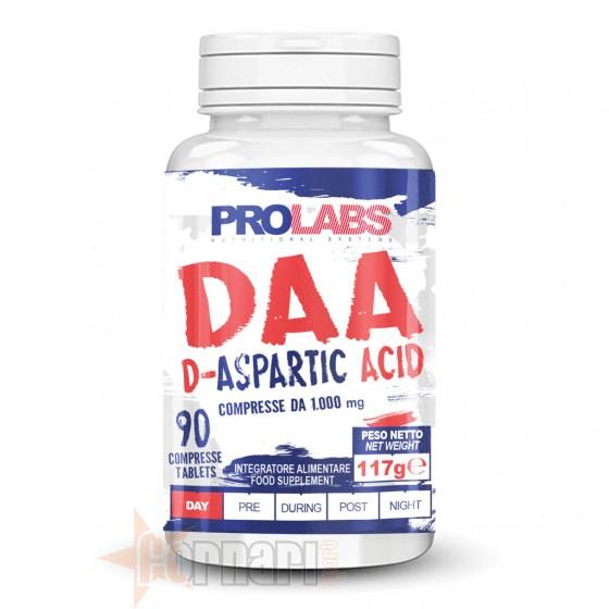 Prolabs DAA Acido D-Aspartico 90 cpr
