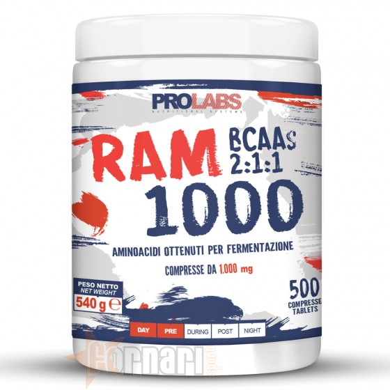 Prolabs Ram 1000 500 cpr