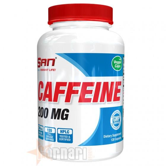 San Caffeine Stimolanti ed Ergogenici