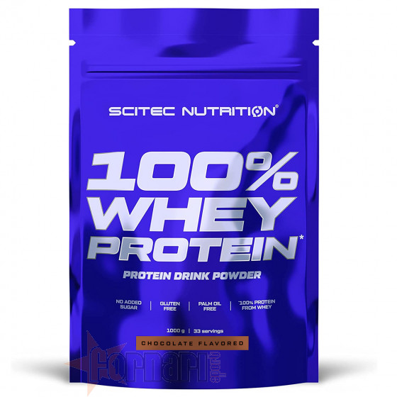 Scitec 100% Whey Protein 1 Kg