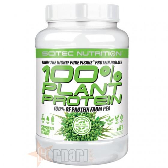 Scitec 100% Plant Protein 900 gr