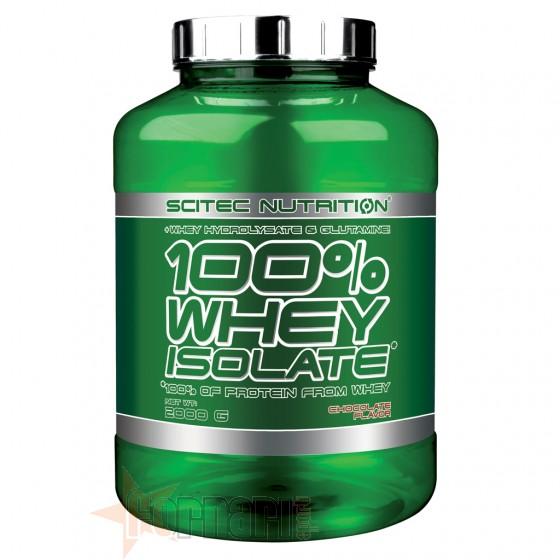Scitec 100% Whey Isolate 2 Kg