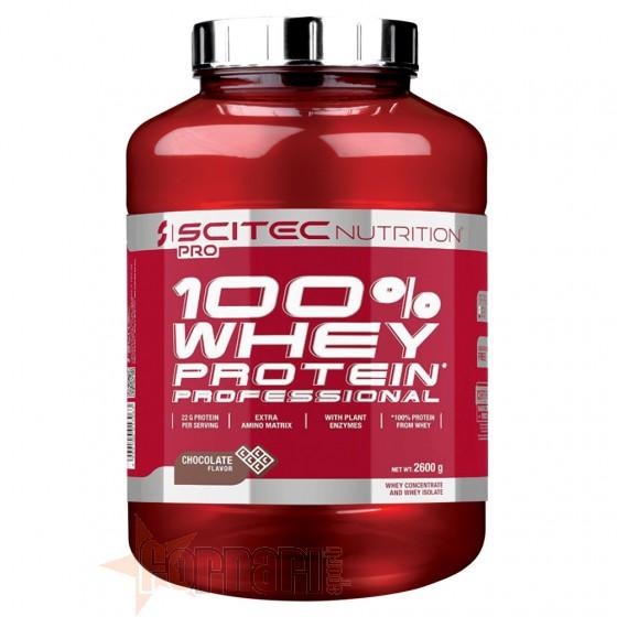 Scitec 100% Whey Professional 2,35 Kg