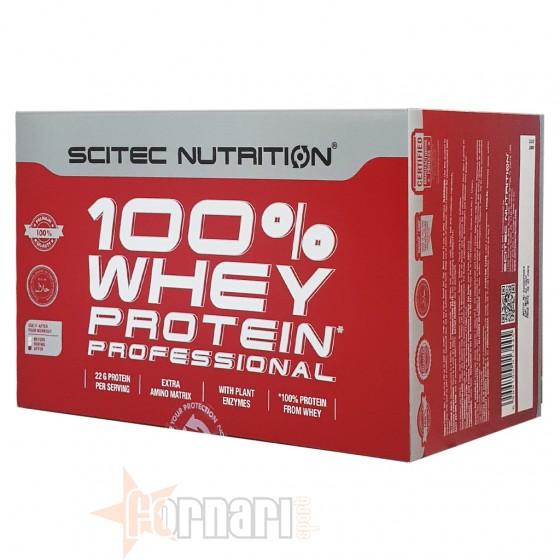 Scitec 100% Whey Professional Box 30 Buste da 30 gr