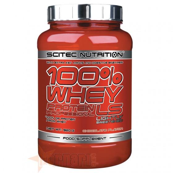 Scitec 100% Whey Professional LS 920 gr