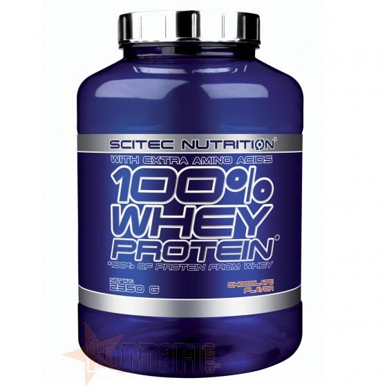 Scitec 100% Whey Protein 2,35 Kg