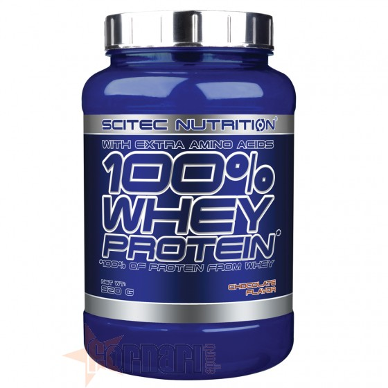 Scitec 100% Whey Protein 920 gr