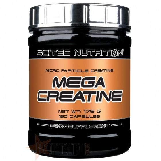 Scitec Mega Creatine 150 cps