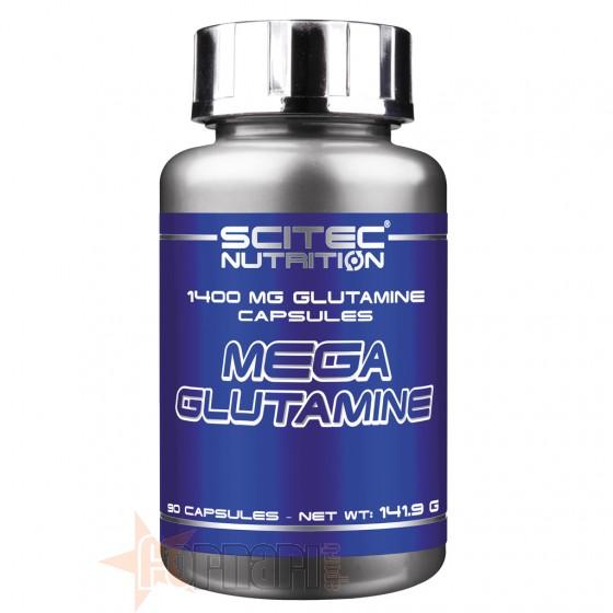 Scitec Mega Glutamine 90 cps