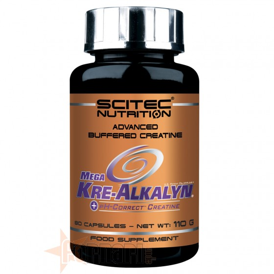 Scitec Mega Kre-Alkalyn 80 cps