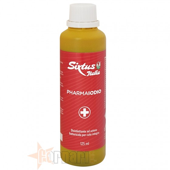 Sixtus PharmaIodio 125 ml