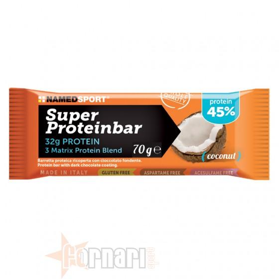 Named SuperProteinBar Barretta Proteica