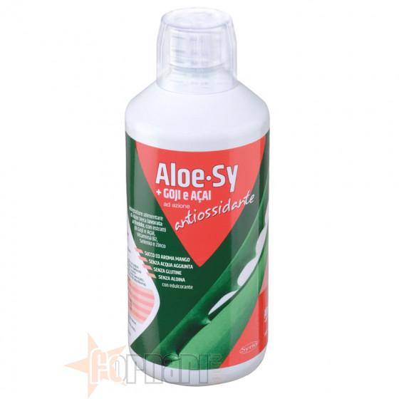 Syrio Aloe-Sy + Goji e Acai 1 Lt