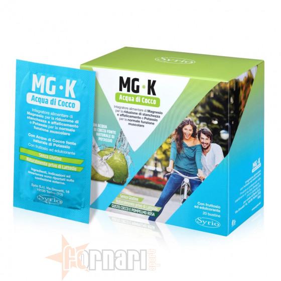 Syrio Mg-K Acqua di Cocco 20 Bustine