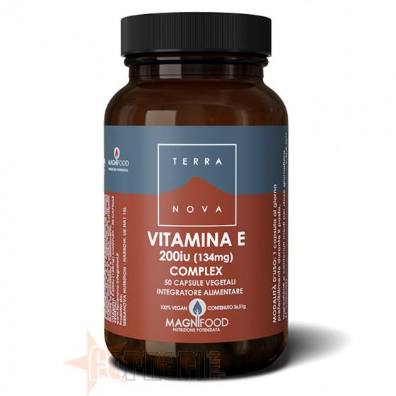 Terranova Vitamina E Complex 50 cps