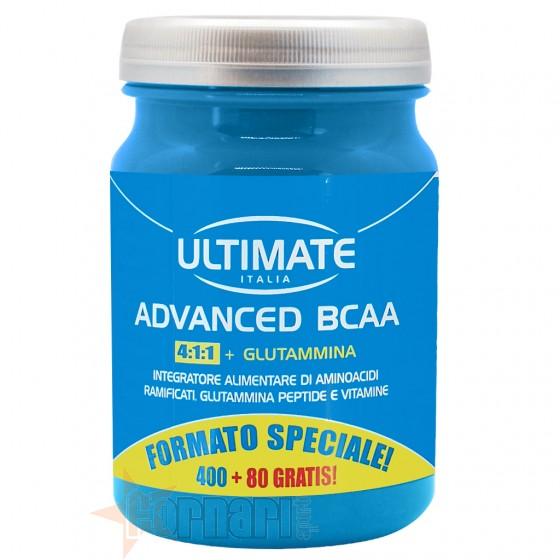 Ultimate Italia Advanced Bcaa 400 cpr