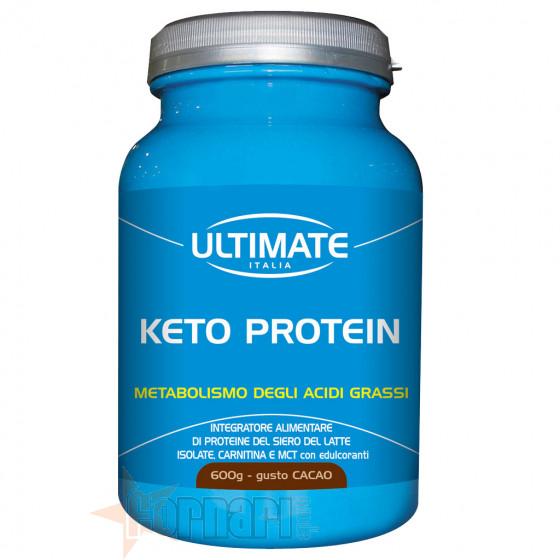Ultimate Italia Keto Protein 600 gr