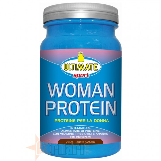 Ultimate Italia Woman Protein 750 gr