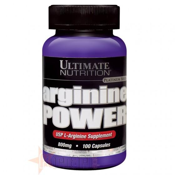 Ultimate Nutrition Arginine Power Aminoacidi Stimolanti